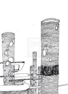 Perpetual Cylinders by xxxfashonxxx.deviantart.com on @deviantART