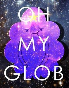 OH MY GLOB! LSP saying OH MY GLOB.
