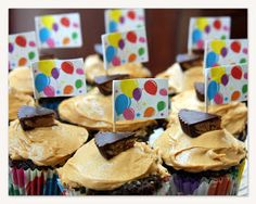 Primal Kitchen: A Family Grokumentary: Gluten Free Dairy Free Egg Free Peanut Butter Pie Chocolate Cupcakes