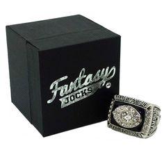 Fantasy Football Championship Ring