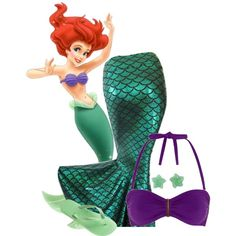 Ariel by dacey-jade on Polyvore featuring Lazul, Havaianas and Tiffany & Co.