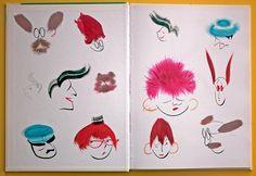 Tonino el Invisible de Gianni Rodari. Ilustraciones de Alessandro Sanna. Libros del Zorro Rojo, 2010