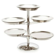 Show 'n' Serve Cake Stand - 5 Tray