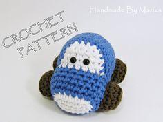 Amigurumi Car crochet pattern pdf by ByMarika on Etsy