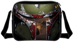 Star Wars Umhängetasche Boba Fett  Star Wars Taschen - Hadesflamme - Merchandise - Onlineshop für alles was das (Fan) Herz begehrt!