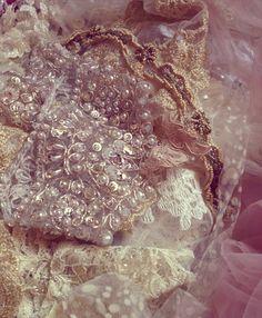 Work in progress. Bride Accessories, Amethyst, Swarovski, Ivory, Texture, Pearls, Crystals, Detail, Lace