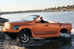 Phyton - World's fastest amphibious vehicle