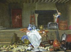 Jan_van_Buken_-_Kitchen_still_life.jpg 683×508 像素