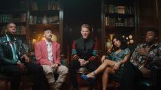 "Pentatonix Puts Their Spin on Camila Cabello's 'Havana' in New Video - As if the Hot 100-topping ""Havana"" needed any additional exposure, Pentatonix has put their signature a capella spin on the Camila Cabello smash, releasing their own version Friday (Feb. 23), complete with a corresponding music video.  The video is set in a living room, as the quintet sings its way through the breakthrough hit, backed by no instruments, but with some additional beatboxing. The group even takes on the…"