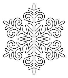 Новые схемы новогодних снежинок из бумаги, которые можно вырезать по образцу или распечатать на формате А4. Простые и легкие снежинки, сделанные своими руками, украсят дом.