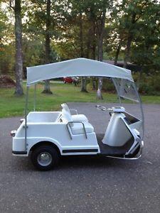 A Bbbd Cbe D Fe Ed Eae B A Gas Golf Carts Vintage Golf