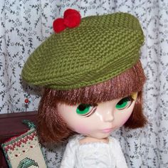 A Tam for Blythe - Free Pattern and Bonus Purse