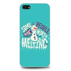 Disney Frozen Melting iPhone 5[S] Case