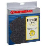 Marineland PA11483 Canister Filter Foam for C-Series Canister Filter 360, 2 pk