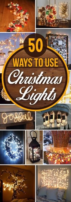 'Tis the season for creating a warm, welcoming atmosphere no matter how frightful the weather is outside. One of the best ways to create holiday ambiance is with strings of warm yellow or blue-white Christmas lights, indoors and out. Christmas lights decoration doesn't have to be a huge und...
