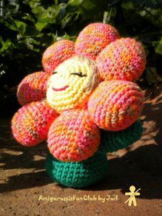 AmigurumisFanClub. Flower !!!