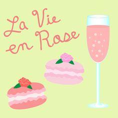 La Vie En Rose on Behance