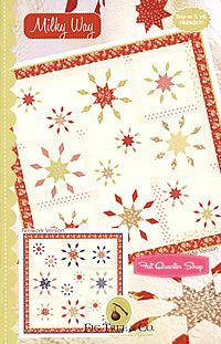 Milky Way Quilt Pattern Fig Tree Quilts Pattern #FT-960 - Fat Quarter Shop