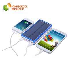 solar mobile power bank for samsung ,iphones