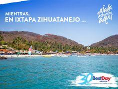¿Llegó el viernes y tú sin planes? #OjalaEstuvierasAqui en #Ixtapa #Zihuatanejo #IxtapaZihuatanejo #BestDay