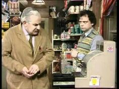 Open All Hours - - Fig Biscuits And Inspirational Toilet Rolls - Part 1 Open All Hours, Cartoon Tv, Cartoon Characters, Are You Being Served, Classic Comedies, Anthology Series, British Comedy, Old Tv Shows