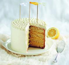Lemon dreamcake