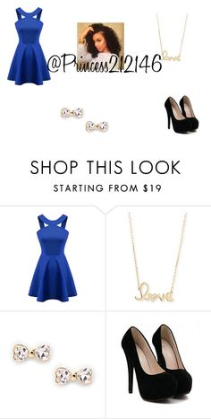"""""""Untitled #93"""" by princess212146 ❤ liked on Polyvore featuring Chicnova Fashion, Sydney Evan and Sole Society"""