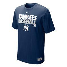 99bd9daa0 New York Yankees Dri-FIT Cotton Graphic T-Shirt by Nike - MLB.