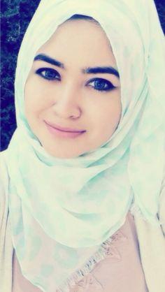 Hijab fashion and style. Uzbechka from Instagram