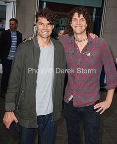 Luke and Joel Smallbone- brothers