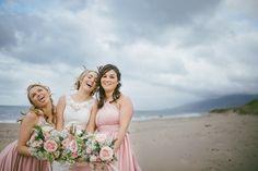 homemade wedding on the coast of Ireland, photo by Savo Photography | via junebugweddings.com