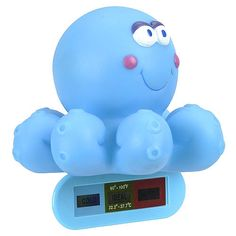 Make sure Baby's bath water isn't too hot or too cold with the Octopus Bath… #babiesrusregistry