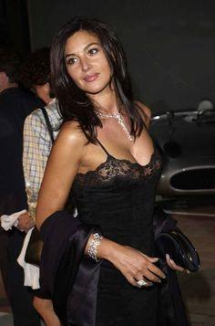 Monica Bellucci..