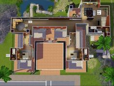 Popular Best Sims Sims Design Floor Plans Sims House House Layouts Home Plans The Modern House Design
