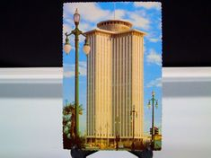 International Trade Mart Building New Orleans Louisiana Photo Grant L Robertson | Collectibles, Postcards, Advertising | eBay!
