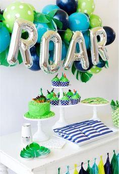 Project Nursery - Dinosaur Birthday Party Desserts - Project Nursery
