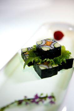 Beautifully Rolled Maki from Oishii Boston