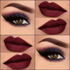 Eye / Lip Makeup Inspo