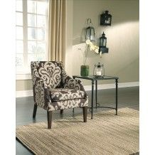 Longdon Place Accent Chair- Espresso SKU 3290121 $449.99