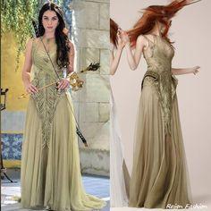 Emerald Beauty  #reign