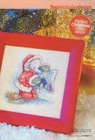 Gallery.ru / Фото #10 - Cross Stitch Crazy 079 рождество 2005 - tymannost