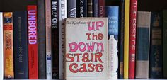 Up The Down Staircase - Bel Kaufman  I Shop books at Books + Rec Shoppe www.booksandrec.com