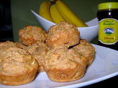 Pork, Banana, Chicken, Meat, Breakfast, Egg Yolks, Easy Recipes, Sweets, Eten