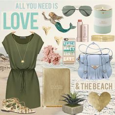 A fashion look from August 2015 featuring short-sleeve shift dresses, leather gladiator sandals and crossbody tote. Browse and shop related looks. Leather Gladiator Sandals, Crossbody Tote, Beach Hair, All You Need Is Love, Liz Claiborne, Fashion Looks, Bobbi Brown, Casetify, Polyvore