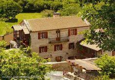 Beautiful countryside villa in Galicia  #villa #rent #Galicia #realestate #Spain #countryside #villas #holidays #holiday