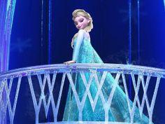 Wallpaper of Elsa for fans of Elsa and Anna. Frozen (2013)