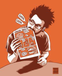 GASP! Comicom intervista Armin Barducci www.comicom.it
