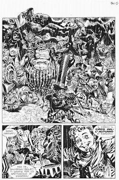Dylan Dog #333 – I Raminghi dell'Autunno Fabio Celoni