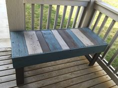 Bench from Fencing