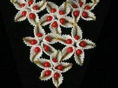 Листочек в технике мозаичного плетения. Мастер-класс - YouTube